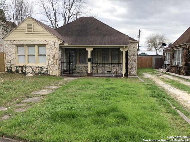 510 Haggin St, San Antonio, TX 78210 (MLS #1295243) :: Exquisite Properties, LLC