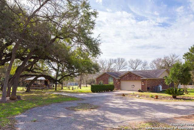 14147 Fm 306, Canyon Lake, TX 78133 (MLS #1295324) :: The Castillo Group