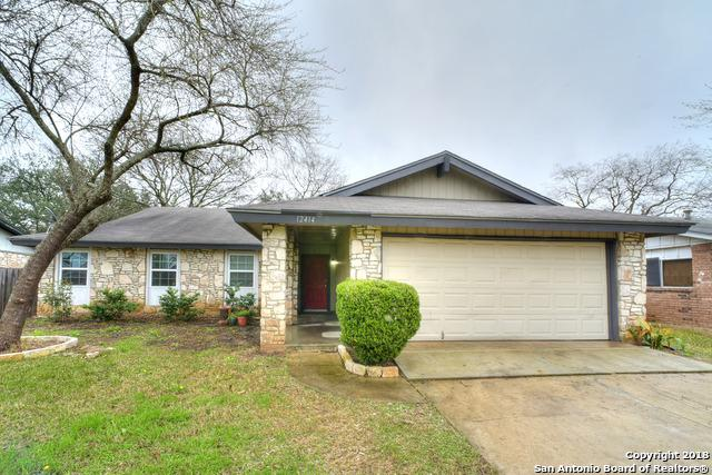 12414 Independence Ave, San Antonio, TX 78233 (MLS #1295349) :: The Castillo Group