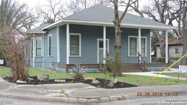 220 Berkshire, San Antonio, TX 78210 (MLS #1295459) :: Alexis Weigand Real Estate Group