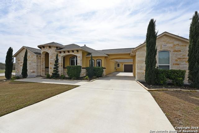 113 Sunrise Hl, Castroville, TX 78009 (MLS #1295477) :: Exquisite Properties, LLC