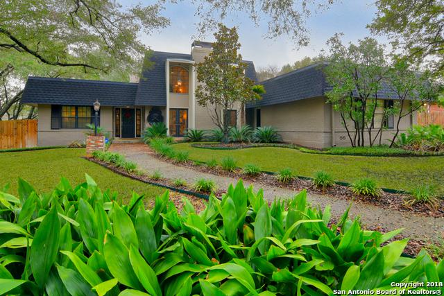 110 Irongate Rd, Castle Hills, TX 78213 (MLS #1295532) :: Neal & Neal Team
