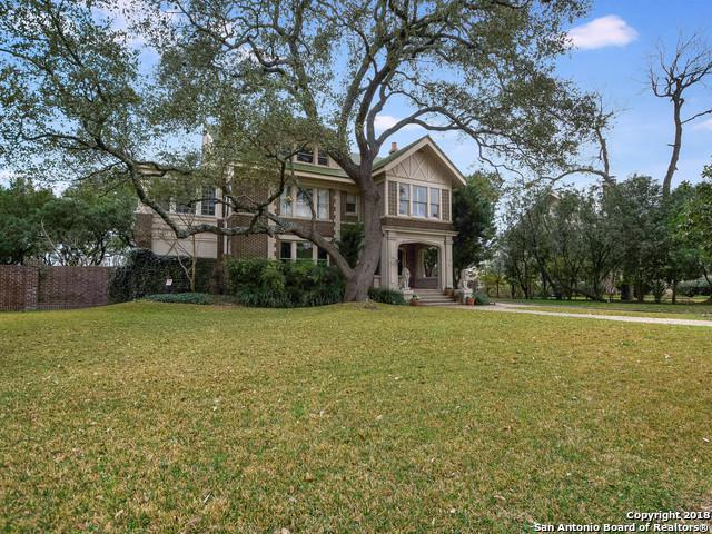 102 E Kings Hwy, San Antonio, TX 78212 (MLS #1295730) :: Exquisite Properties, LLC