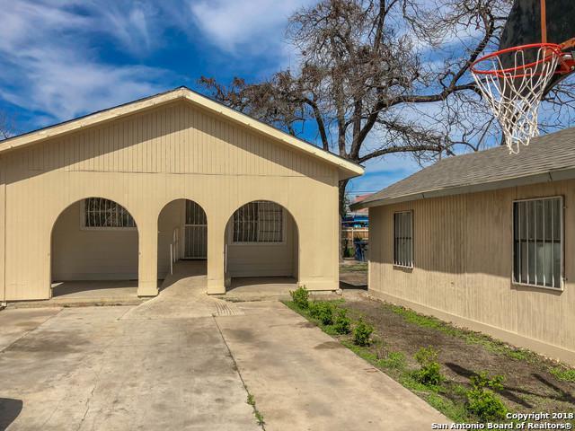 511 Wilcox Ave, San Antonio, TX 78211 (MLS #1295824) :: The Castillo Group