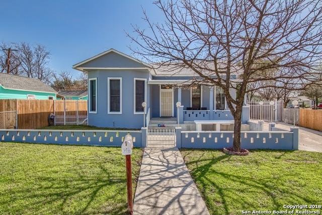 206 N Josephine Tobin Dr, San Antonio, TX 78201 (MLS #1295861) :: Magnolia Realty