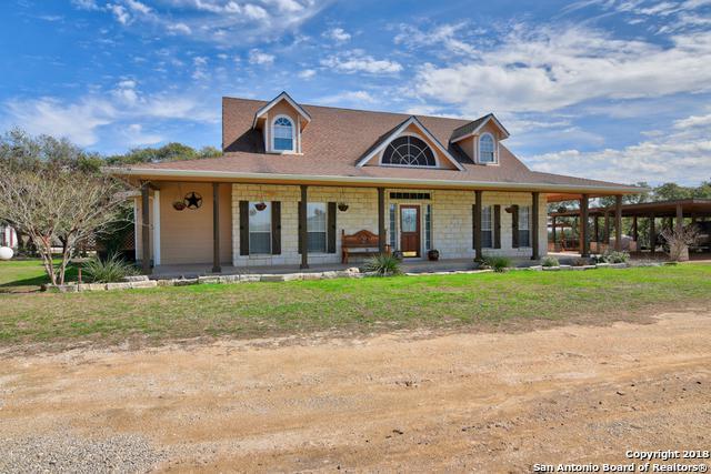 131 Madrona Ridge Dr, Bandera, TX 78003 (MLS #1295922) :: Exquisite Properties, LLC