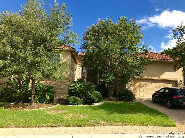 1215 Via Belcanto, San Antonio, TX 78260 (MLS #1295997) :: The Castillo Group