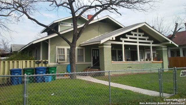 201 Mount Vernon Ct, San Antonio, TX 78223 (MLS #1296041) :: Exquisite Properties, LLC