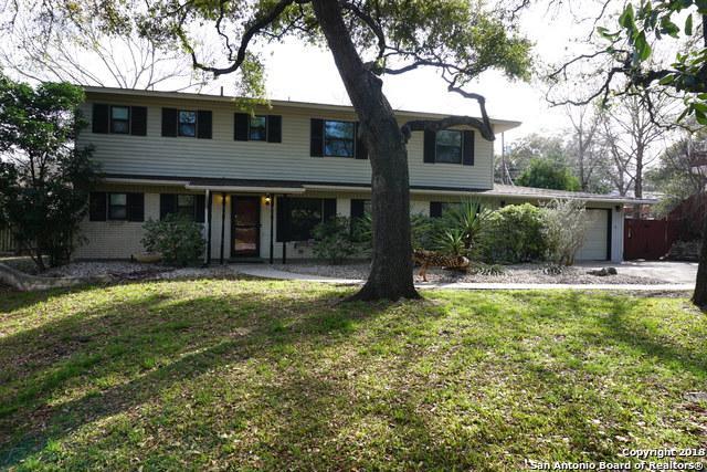 3210 Woodcrest Dr, San Antonio, TX 78209 (MLS #1296065) :: The Castillo Group