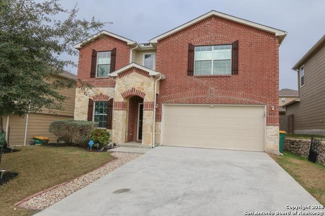 9511 Lookover Bay, Converse, TX 78109 (MLS #1296117) :: The Castillo Group