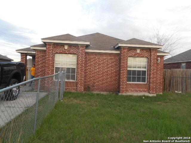 4710 Crystal Farm, San Antonio, TX 78244 (MLS #1296203) :: The Castillo Group