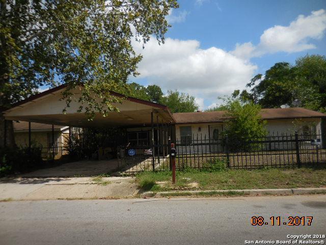 307 Yukon, San Antonio, TX 78221 (MLS #1296254) :: Ultimate Real Estate Services