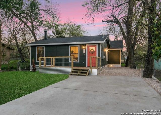 2322 Hiawatha St, San Antonio, TX 78210 (MLS #1296327) :: Exquisite Properties, LLC