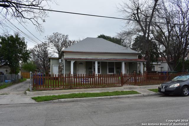 909 W Euclid Ave, San Antonio, TX 78212 (MLS #1296343) :: Magnolia Realty