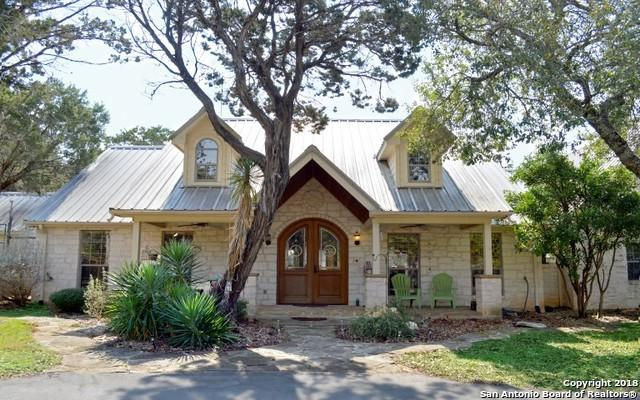 801 Avenida Serena, Marble Falls, TX 78654 (MLS #1296498) :: Exquisite Properties, LLC