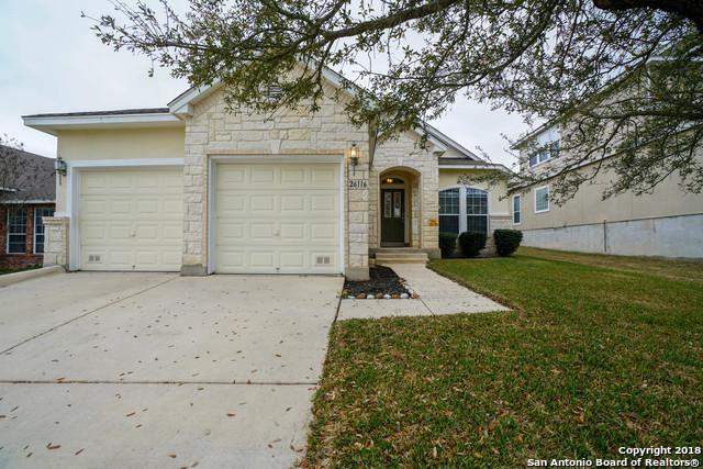 26116 Starling Hill, San Antonio, TX 78260 (MLS #1296609) :: Exquisite Properties, LLC
