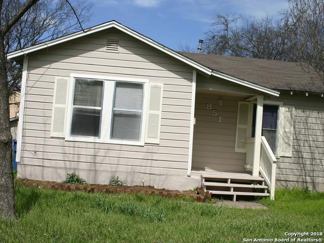 851 San Angelo, San Antonio, TX 78201 (MLS #1296857) :: Exquisite Properties, LLC