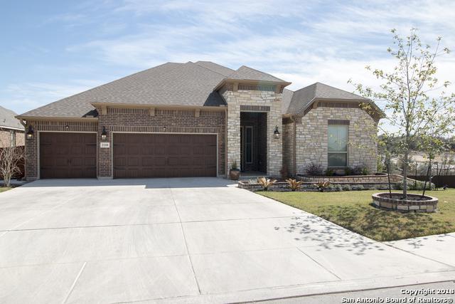 2110 Buckner Pass, San Antonio, TX 78253 (MLS #1296862) :: Exquisite Properties, LLC