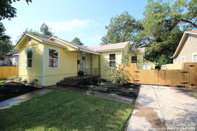 1323 W Elsmere Pl, San Antonio, TX 78201 (MLS #1296994) :: Exquisite Properties, LLC