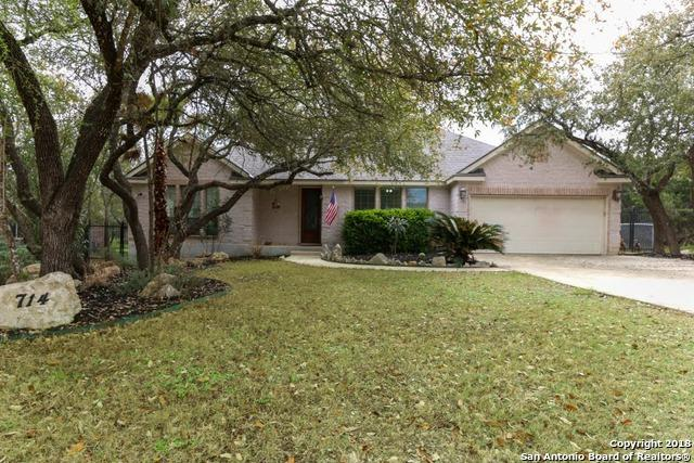 714 Silent Hollow, San Antonio, TX 78260 (MLS #1297048) :: The Castillo Group