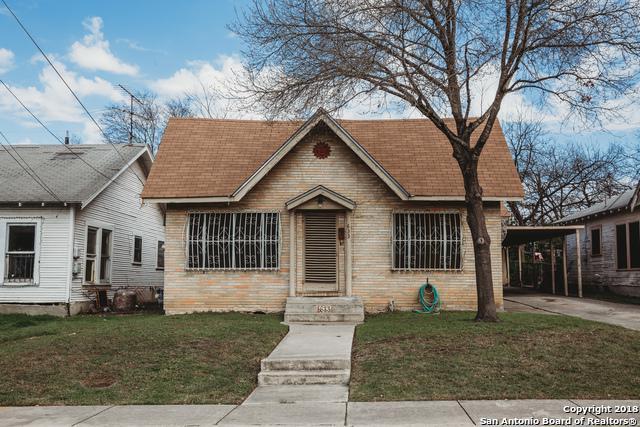 633 W Lullwood Ave, San Antonio, TX 78212 (MLS #1297056) :: The Castillo Group