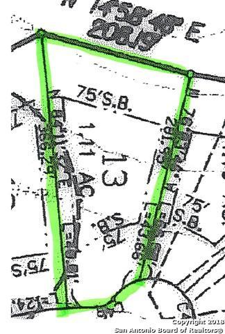 13 Winged Foot, Boerne, TX 78006 (MLS #1297235) :: Exquisite Properties, LLC