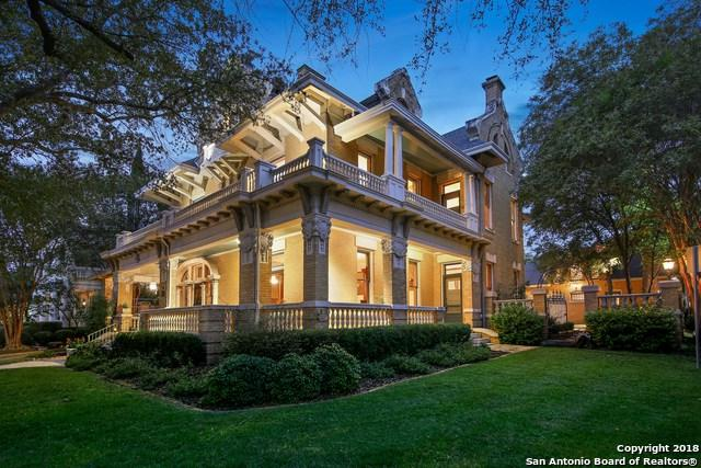 501 W French Pl, San Antonio, TX 78212 (MLS #1297243) :: Exquisite Properties, LLC