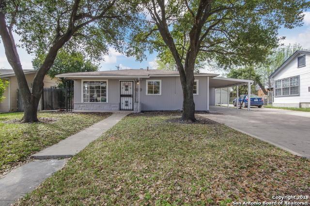542 Tulane Dr, San Antonio, TX 78228 (MLS #1297315) :: The Castillo Group