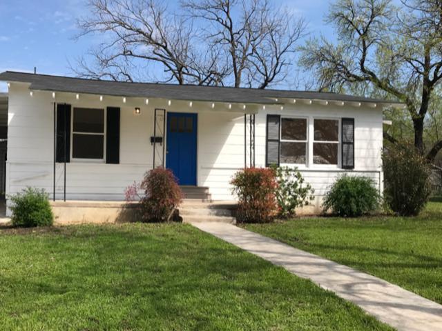 345 Westminster Ave, San Antonio, TX 78228 (MLS #1297333) :: The Castillo Group