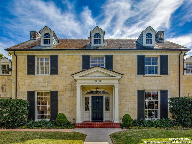 120 W Lynwood Ave, San Antonio, TX 78212 (MLS #1297348) :: Exquisite Properties, LLC