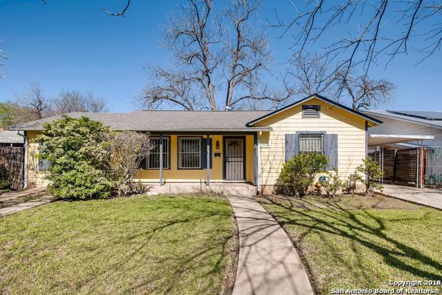 3710 Grant Ave, San Antonio, TX 78201 (MLS #1297496) :: Exquisite Properties, LLC