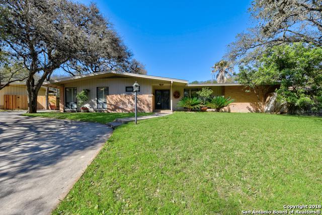 2627 Friar Tuck Rd, San Antonio, TX 78209 (MLS #1297612) :: The Castillo Group