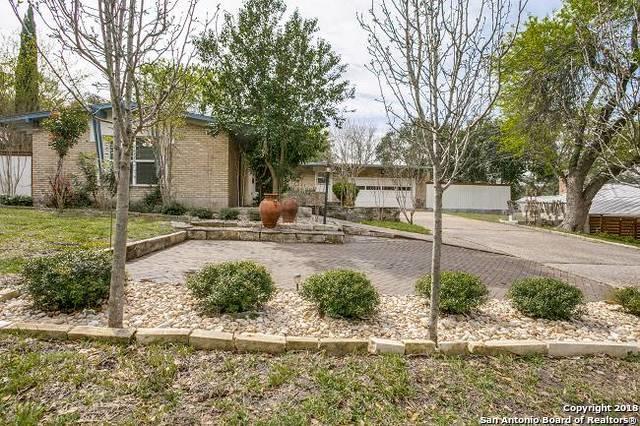 808 Eventide Dr, Terrell Hills, TX 78209 (MLS #1297649) :: The Castillo Group