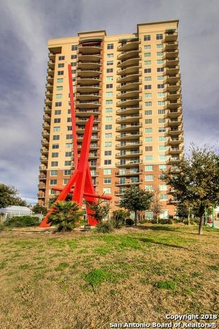 215 N Center #1804, San Antonio, TX 78202 (MLS #1297654) :: Keller Williams City View
