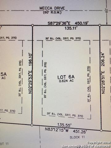 110 Mecca Dr, San Antonio, TX 78232 (MLS #1297693) :: Exquisite Properties, LLC