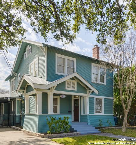 619 Cedar St, San Antonio, TX 78210 (MLS #1297707) :: Magnolia Realty