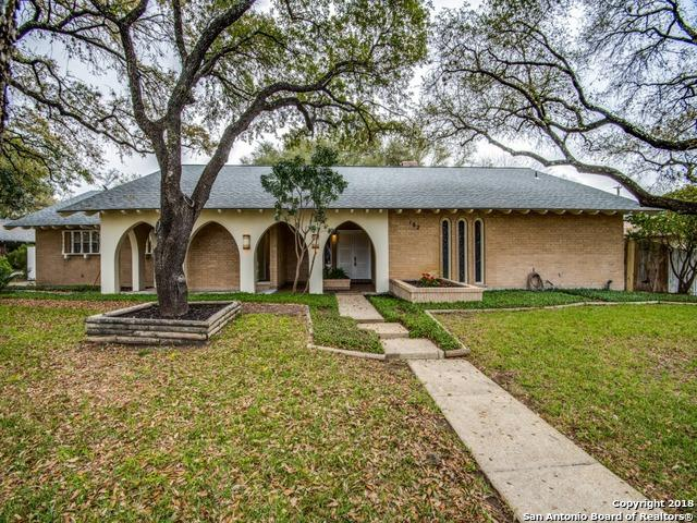 102 Cotillion Dr, Castle Hills, TX 78213 (MLS #1297729) :: Neal & Neal Team