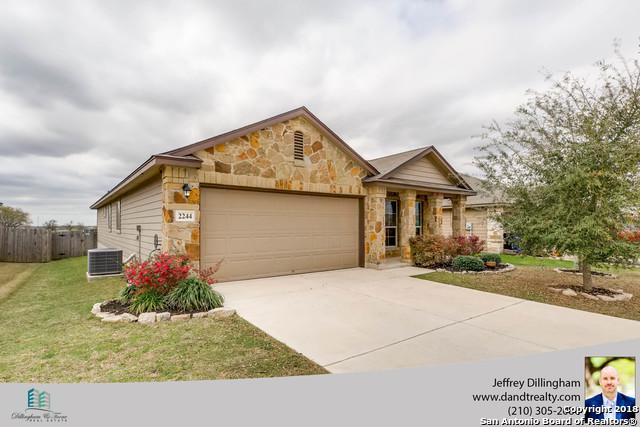 2244 Broken Star, New Braunfels, TX 78130 (MLS #1297794) :: Exquisite Properties, LLC