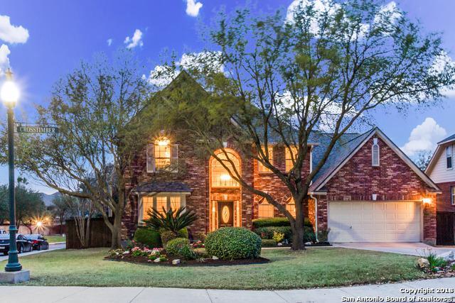 18703 Crosstimber, San Antonio, TX 78258 (MLS #1297984) :: Exquisite Properties, LLC
