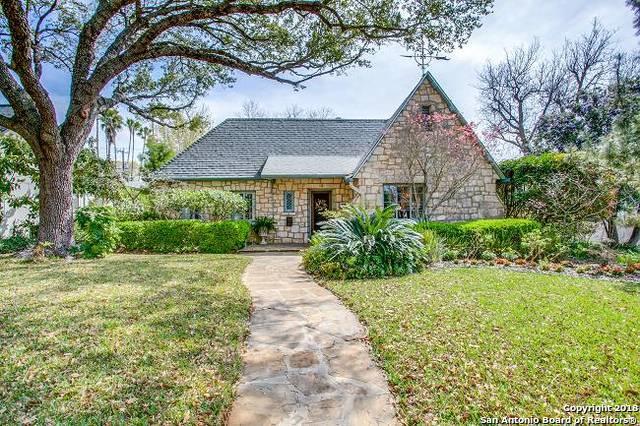 112 E Lullwood Ave, San Antonio, TX 78212 (MLS #1298235) :: NewHomePrograms.com LLC