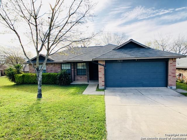 7810 Forest Run, Live Oak, TX 78233 (MLS #1298308) :: Ultimate Real Estate Services