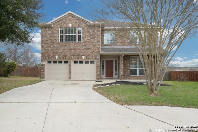 580 Ginsberg Dr, Schertz, TX 78154 (MLS #1298439) :: Ultimate Real Estate Services