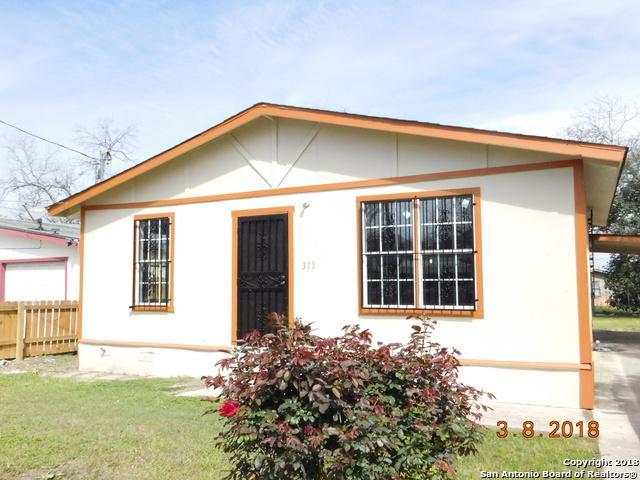 315 Jesse Ave, San Antonio, TX 78237 (MLS #1298455) :: Exquisite Properties, LLC