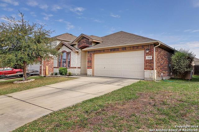 714 Point Springs, San Antonio, TX 78253 (MLS #1298459) :: Ultimate Real Estate Services