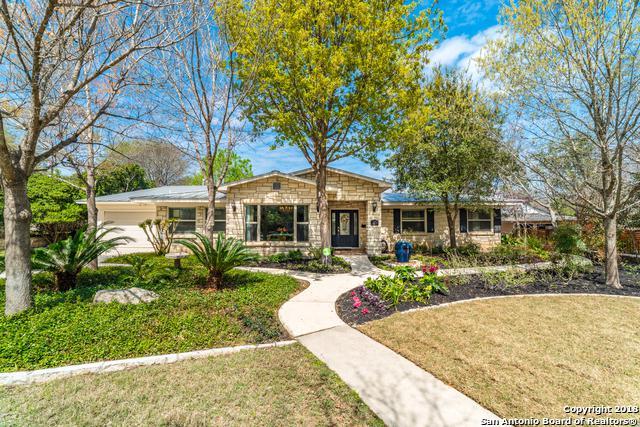 621 Morningside Dr, Terrell Hills, TX 78209 (MLS #1298531) :: The Castillo Group
