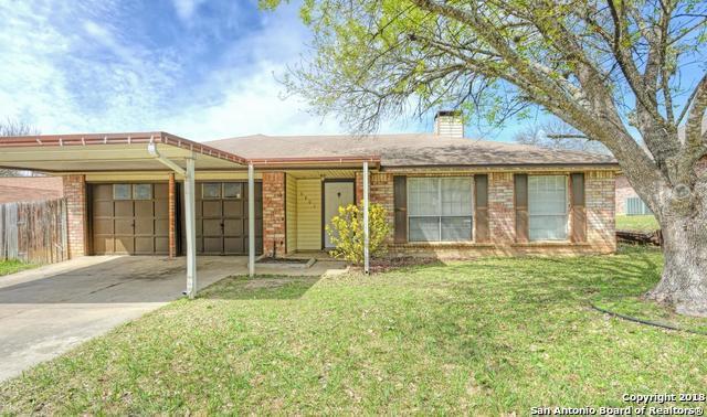 3401 Morning Dr, Schertz, TX 78108 (MLS #1298579) :: Exquisite Properties, LLC