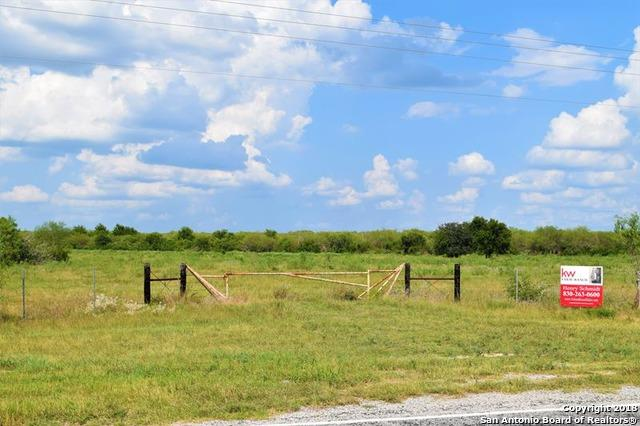 FM 81, Runge, TX 78151 (MLS #1298640) :: The Castillo Group