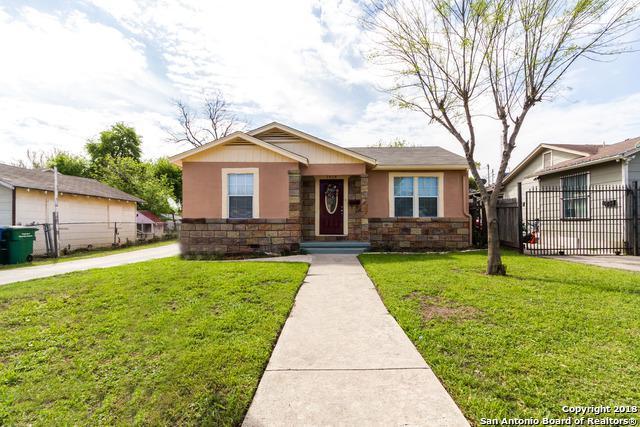 1828 La Manda Blvd, San Antonio, TX 78201 (MLS #1298745) :: Exquisite Properties, LLC
