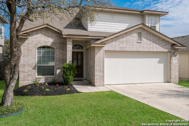 542 Red Quill Nest, San Antonio, TX 78253 (MLS #1298771) :: NewHomePrograms.com LLC