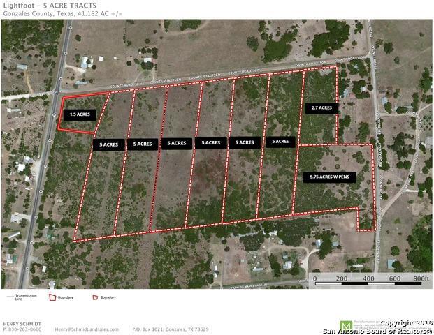 165 Cr 159 East, Leesville, TX 78122 (MLS #1298775) :: Magnolia Realty